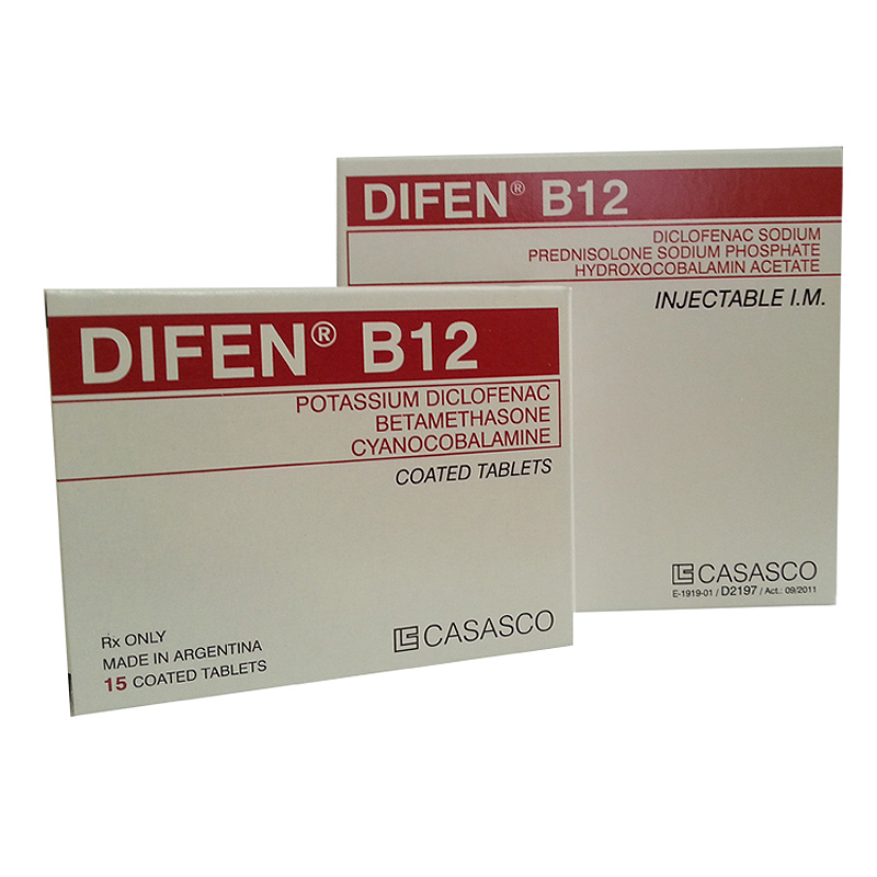 DIFEN B12